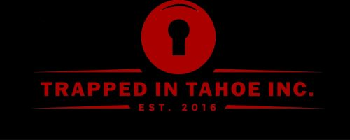 Trapped in Tahoe Inc Red and Black